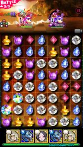 獄焔の章ステージ3