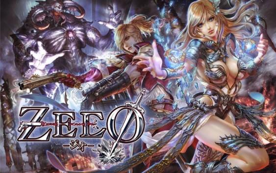 コアPCゲーマー向けスマホMMORPG『ZEEO‐ジオ‐』