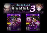 イビルダイバーレベル3(EvillDieBAR'13REBEL3)【ステージ】|【18】キミトツナガルパズル