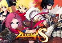 全世界5千万人が選んだRPG最新作『ゼノニアS』