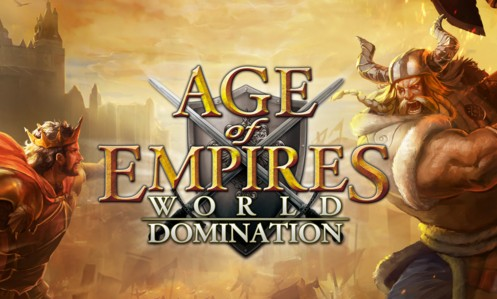 戦略シミュレーション「Age of Empires:World Domination」エイジオブエンパイア(ワードミ)