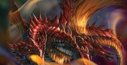 炎魔の邪龍