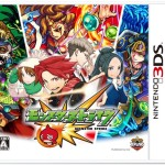 『3DS版モンスト最新』アプリ版にもない「ベルゼキュー」のオリジナルアビリティ初公開!