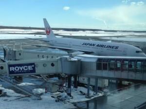 新千歳空港2