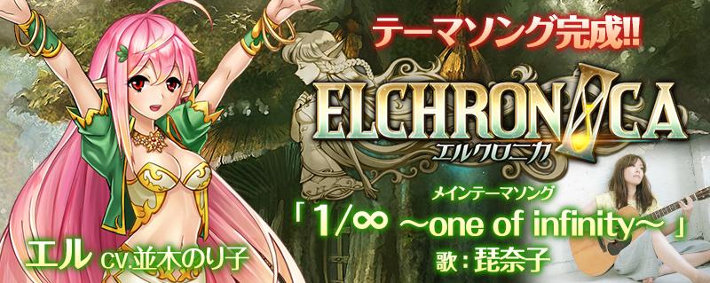 ELCHRONICA_テーマソング決定